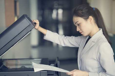 business copiers