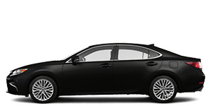 luxury vehicle black Lyft