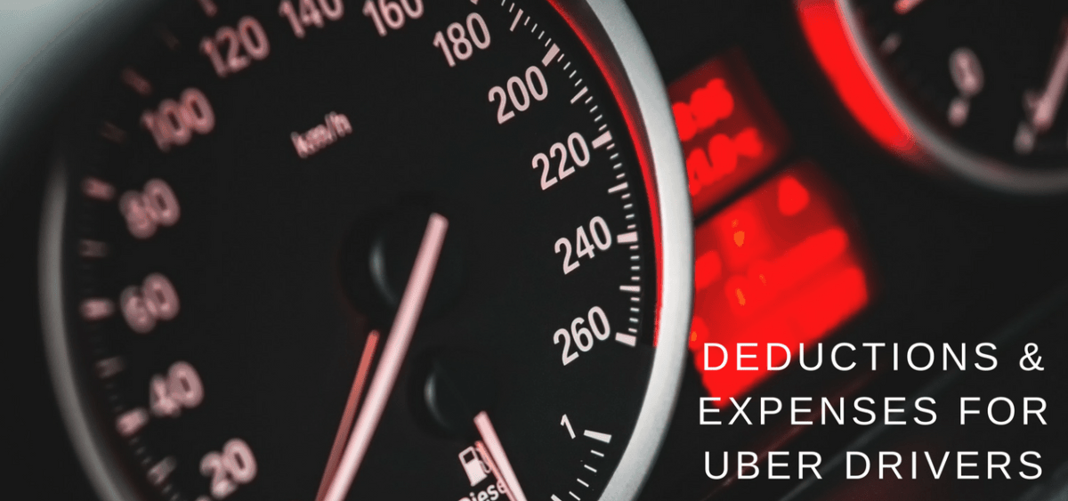 canadian rideshare taxes  deductions and expenses for uber