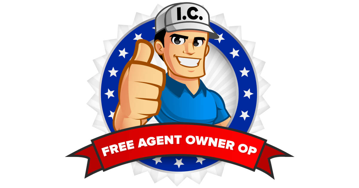 Independent Contractor Free Agent Owner Operator Trucker