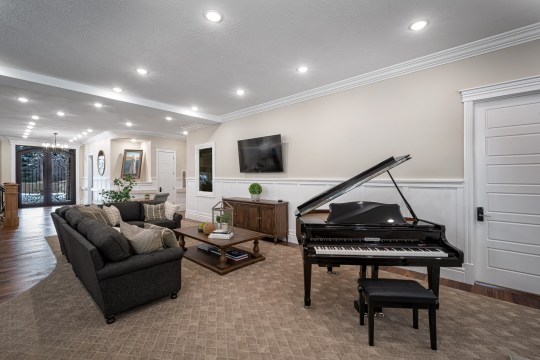 Relaxing Area - The Grand Assisted Living Center