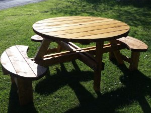 Accessibility Picnic Tables