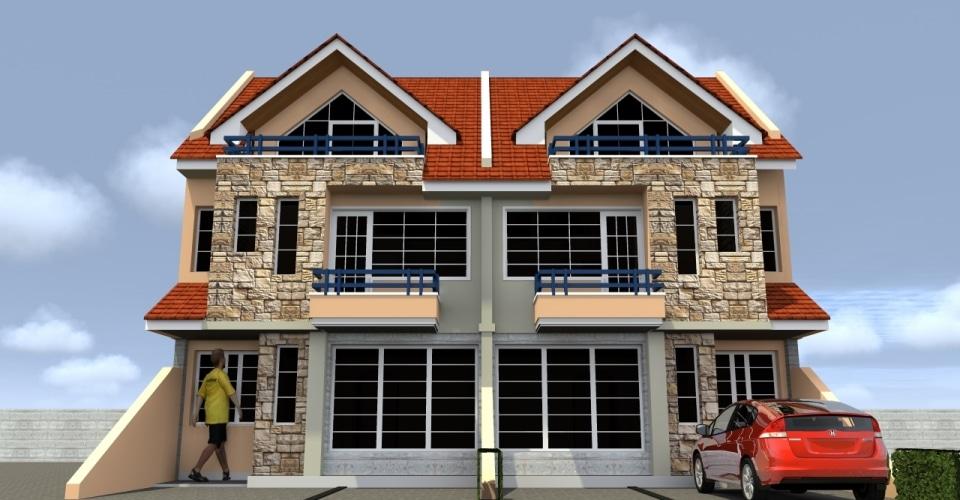 TENDAI-Ridge Maisonette for Sale Kikuyu
