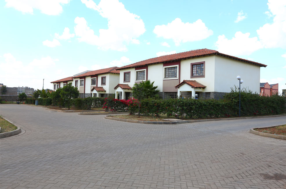 Evergreen Valley Utawala 2 Bedroom Apartment Sq For Sale