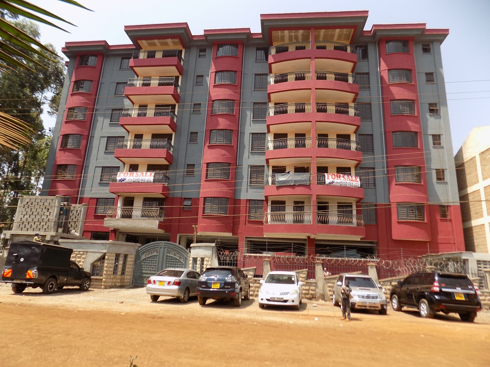 3 Bedroom Thindigua Apartment for Sale