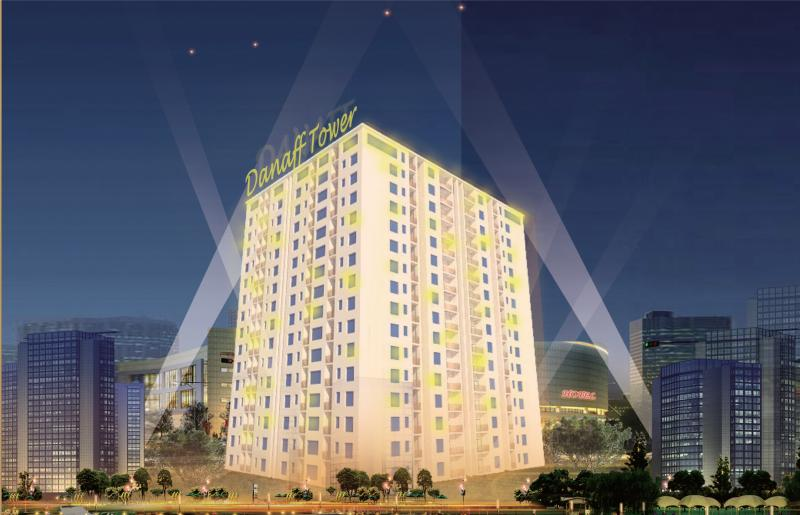 3 bedroom Apartments, in Keleleshwa- Danaff Tower