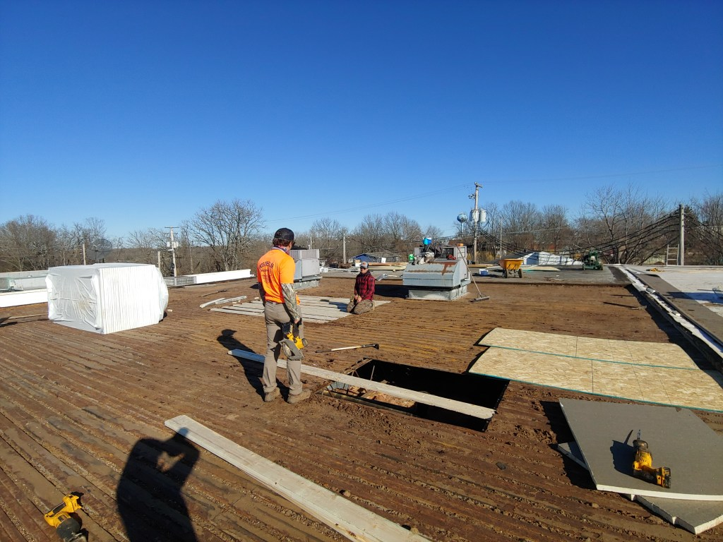roof maintenance contractor roofing columbia mo