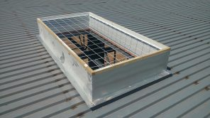 Velux triple domes curbs 26635-122704676