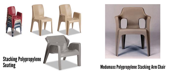 Stacking-Polyporpylene-Seating
