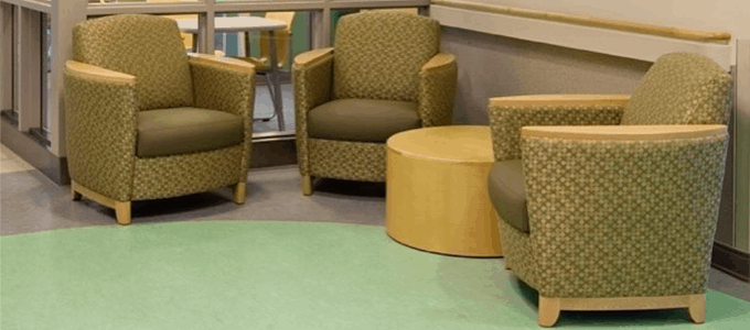 homeless shelter furniture upholstered furniture