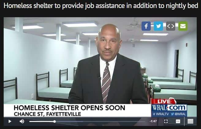 homeless shelter furniture