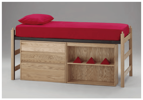 Roommate Oak Bedroom Furniture Collection