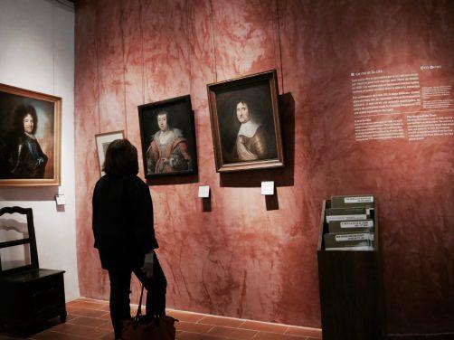 Une pièce du musée d'histoire de Lyon