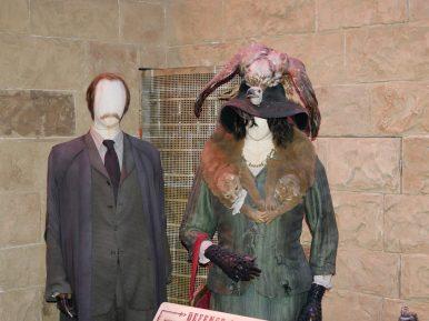 Costume d'un épouvantard