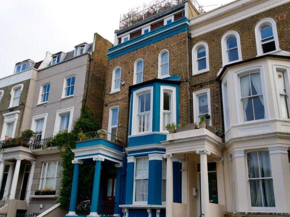 Maisons de Notting Hill