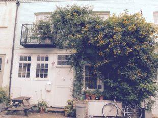 Maison dans une impasse de Notting Hill