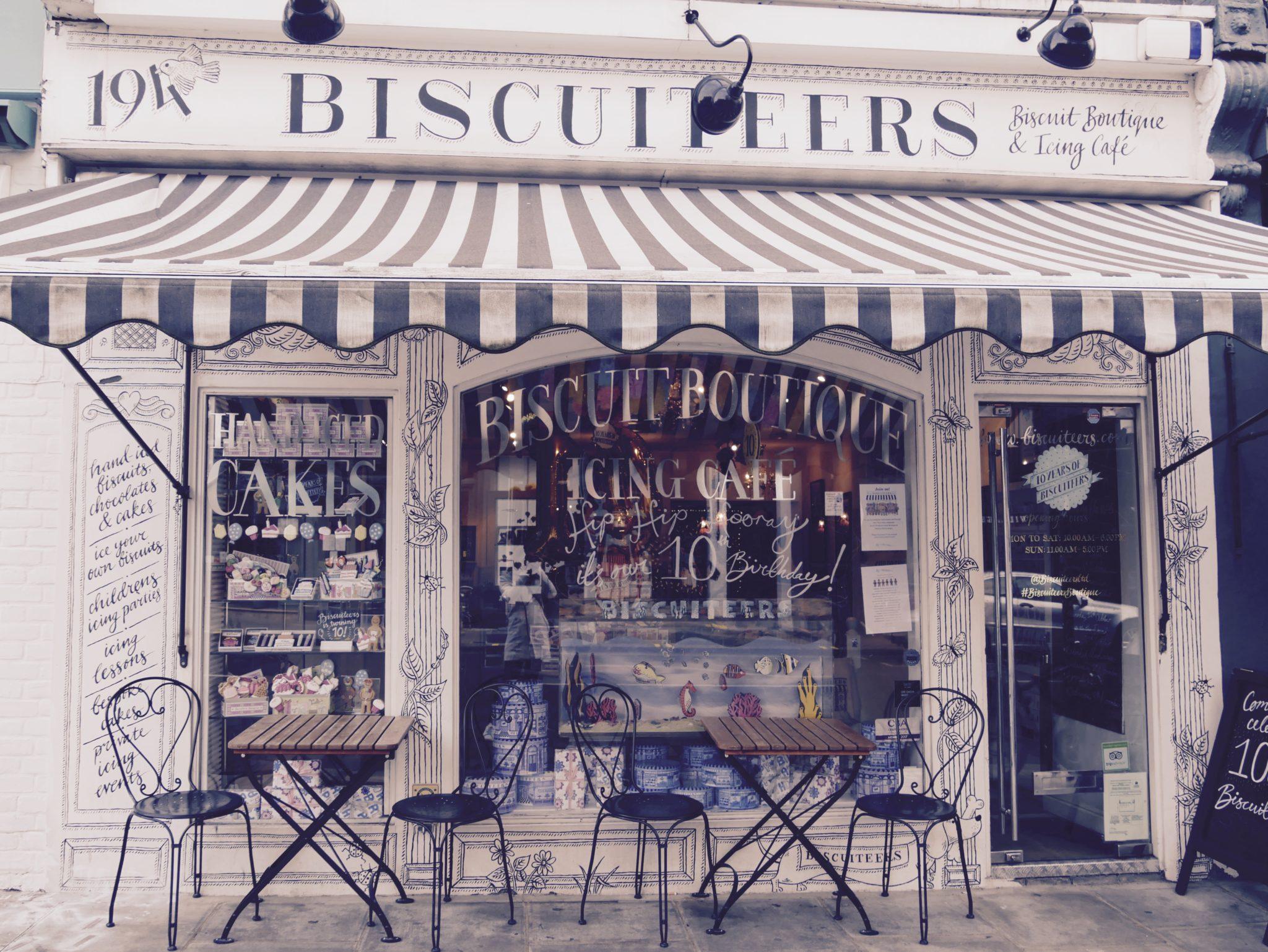 Boutique biscuiters