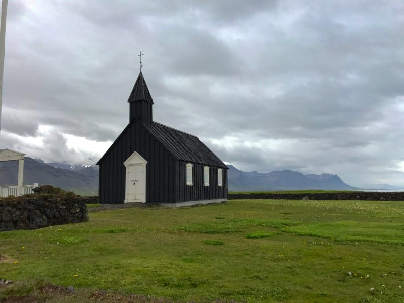 Islande Jour 3 : Péninsule de Snaefellsnes