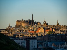 La vieille ville et son château