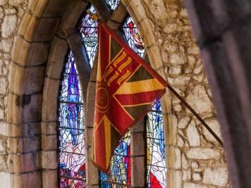 Intérieur de la cathédrale d'Aberdeen