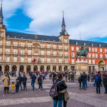 Madrid en un week-end