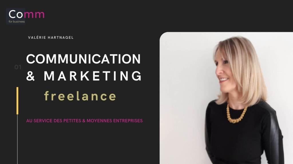 Communication et marketing freelance