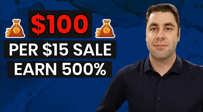 The BEST $100/Day Affiliate Marketing Program For Beginners In 2020 (NOT Clickbank)