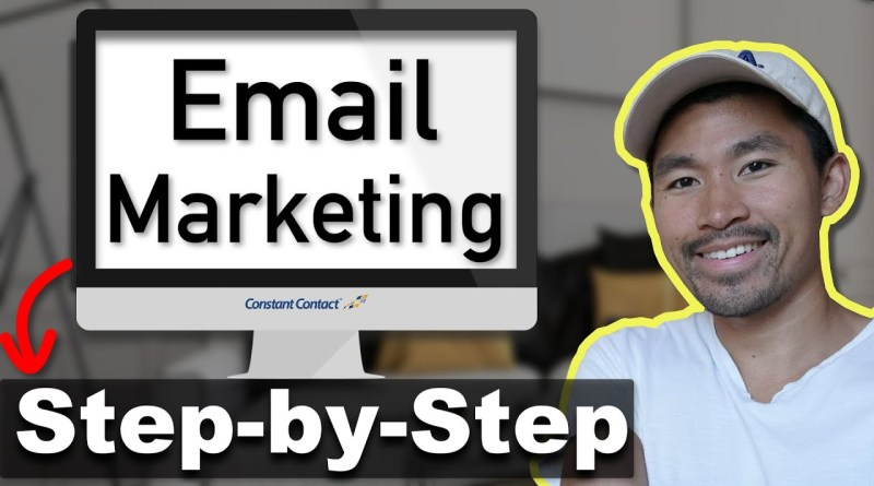 Email Marketing Guide for Beginners - STEP by STEP Tutorial!