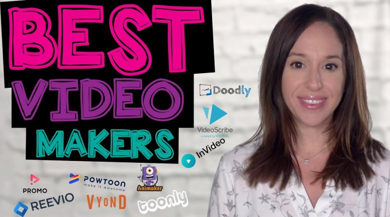 My Favorite Video Makers {BEST WHITEBOARD, CARTOON, LIVE ACTION}