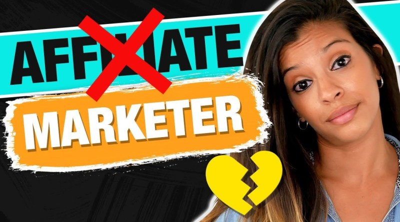 Why I Quit Affiliate Marketing - I'm Moving On   What's NEXT?