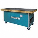 Downdraft Table, 1, Voltage 115 V, Filter Rating 1 microns, Vacuum Suction 3,000 cfm - Also available in(1/2 to 1 1/2 hp, 110 - 460V, 1-250 microns Filter Rating)- Available on credit