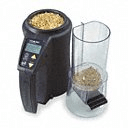 Grain Moisture Tester, 5 to 45%, Grain Dependent, Handheld - Also available in( Bench, Handheld, Semi-Portable  - Number of Grain Calibrations in Memory -3-20)