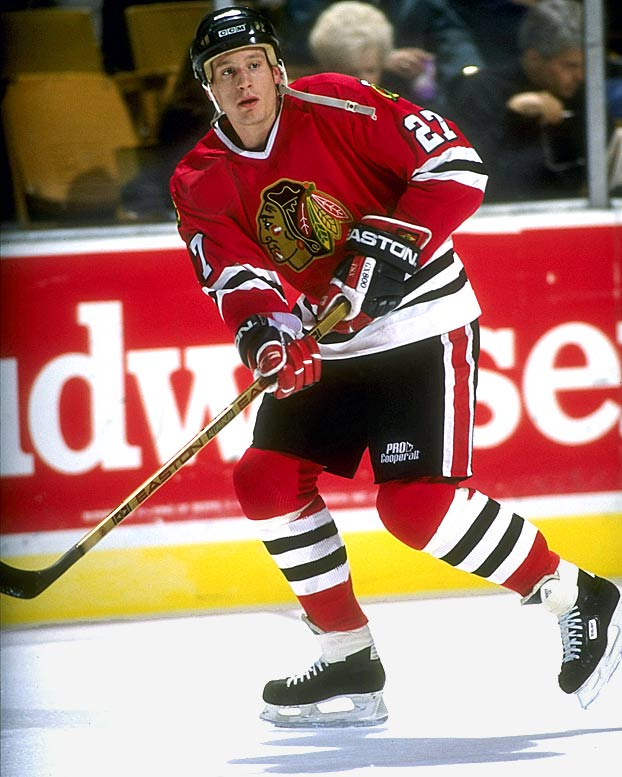 To Greg, Best Wishes, Jeremy Roenick