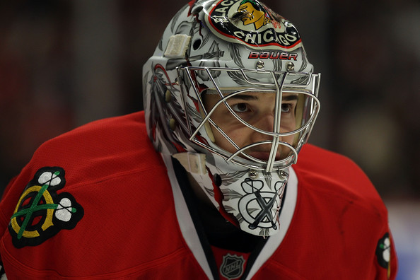 Corey Crawford contract extention
