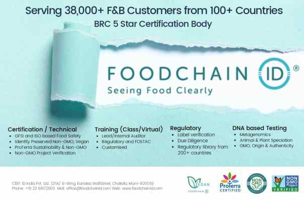 Foodchain Seeing Food Clearly