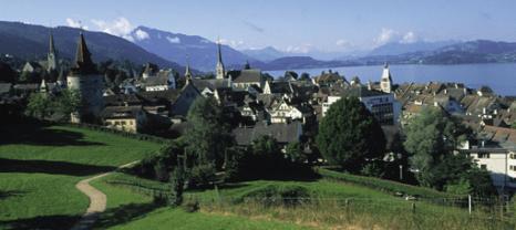 Baar is one of the best cities to land trading jobs in Switzerland.