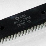 Commodore Semiconductor Group CSG 6510