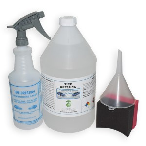 1 GALLON TIRE DRESSING KIT