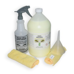 1 GALLON INTERIOR VINYL DRESSING KIT