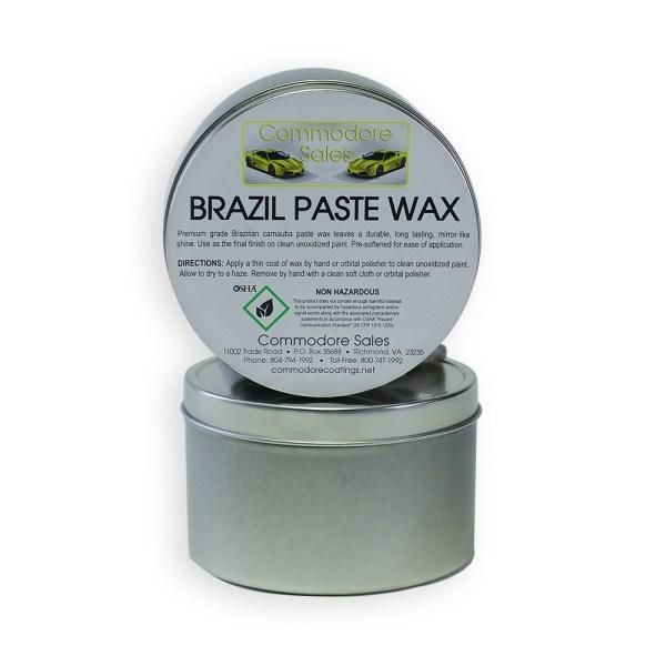 Carnauba Brazil Paste Wax