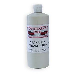 Carnauba Cream 1-Step