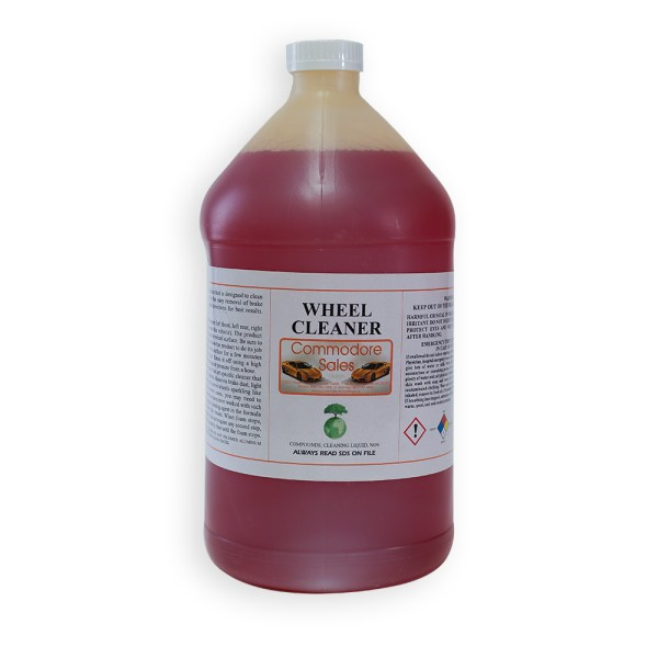 Wheel Cleaner Gallon