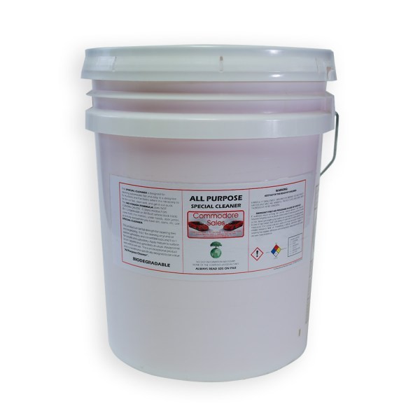 All Purpose Special Cleaner- 5 Gallon Pail