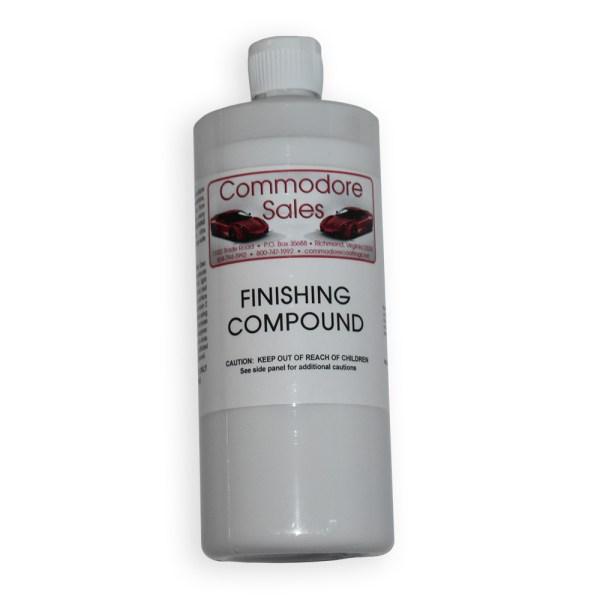 finishing compound