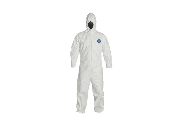 Dupont Proshield 50 Tyvek Suit WIth Hood
