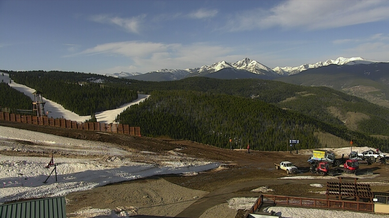 Vail Eagles Nest / Holy Cross Cam