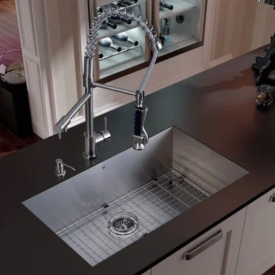 Stainless Steel Sinks Faucet