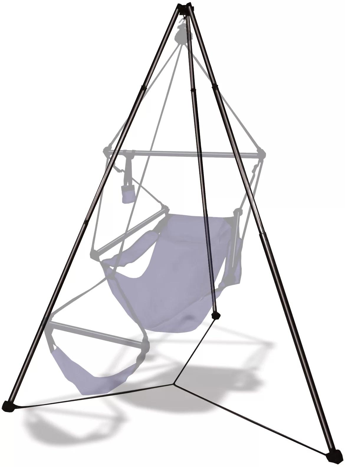 Hammaka Tripod Hanging Aluminum Hammock Chair Stand