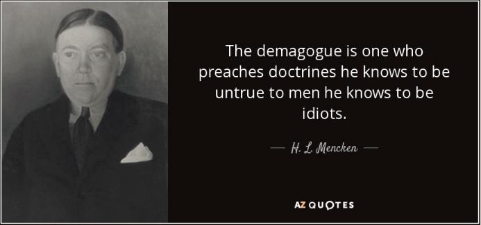 demagouge