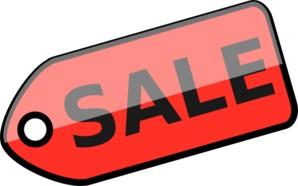 Sale Clip Art #28912